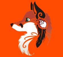 Spirit Animal: Red Fox Kids Tee