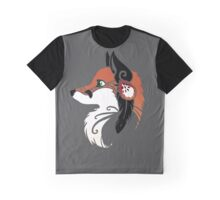 Spirit Animal: Red Fox Graphic T-Shirt