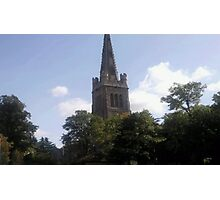 Kettering Parish Church Photographic Print