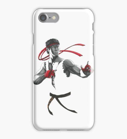 Street Fighter Ryu iPhone Case/Skin