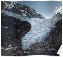 Angel Glacier, Jasper National Park, AB Poster