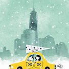 A New York Christmas by Holly Hatam