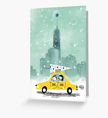 A New York Christmas Greeting Card
