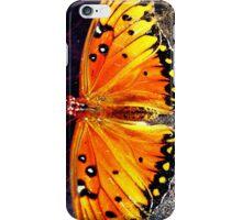 Backyard Butterfly iPhone Case/Skin