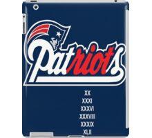patRIOTs iPad Case/Skin