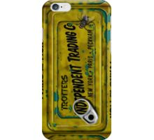 "Only Fools and Horses - Trotters indipendant trading co (""you plonka!"" sides) iPhone Case/Skin"