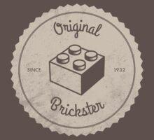 Original Brickster (Since 1932) One Piece - Short Sleeve
