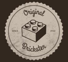 Original Brickster (Since 1932) by futuristicvlad