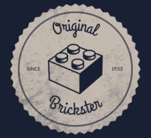 Original Brickster (Since 1932) One Piece - Short Sleeve