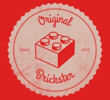 Original Brickster (Since 1932) Kids Clothes