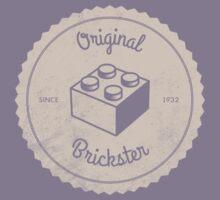 Original Brickster (Since 1932) Kids Tee
