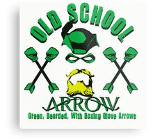 Old School Arrow Metal Print
