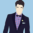 Darren Criss by laurenschroer