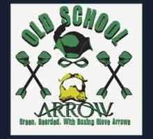 Old School Arrow Kids Tee