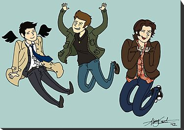Team Free Will by ArtisticCole