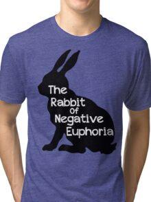 Not a Happy Bunny Tri-blend T-Shirt