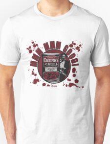 Texas Chainsaw Chili Unisex T-Shirt