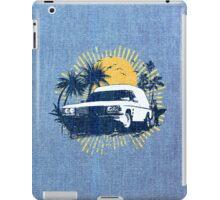Surfin' 70s iPad Case/Skin