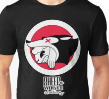 Sheep-n-Wolves Clothing Logo Unisex T-Shirt