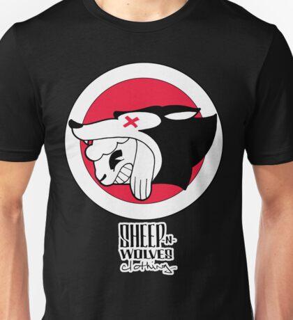 Sheep-n-Wolves Clothing Logo Unisex T-Shirt