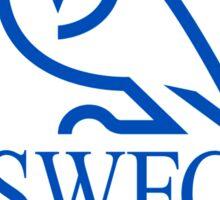 sheffield wednesday logo Sticker