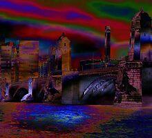 Longfellow bridge by Plamen Hristov