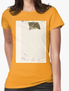 USGS Topo Map Washington State WA Point Roberts 20110419 TM T-Shirt