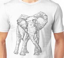 Dotted Elephant Unisex T-Shirt