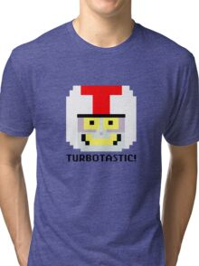Turbotastic! Tri-blend T-Shirt