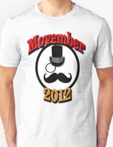Mustache November T-Shirt
