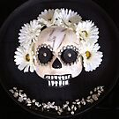 Day of the Dead Wall Art by Suzi Linden