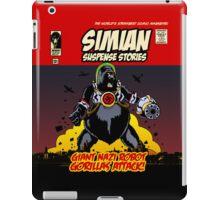 Giant Robot Nazi Gorilla III iPad Case/Skin
