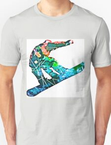 Retro snowboarder T-Shirt