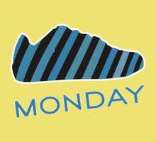 Blue Monday  Baby Tee