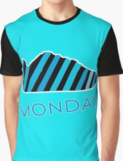 Blue Monday  Graphic T-Shirt