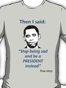 Congrats, Mr President! T-Shirt