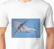 Vulcan And The Red Arrows Unisex T-Shirt