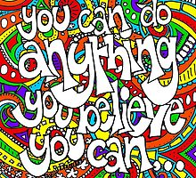 You Can Do Anything by Sammy Nuttall