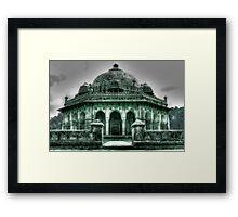 Isa Khan Tomb Framed Print