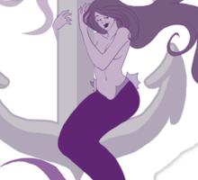 Mermaid Dreams Sticker