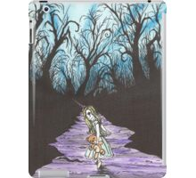 Alice on the Run iPad Case/Skin