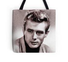 James Dean by John Springfield Tote Bag