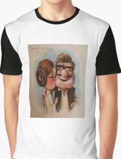 carl and ellie Graphic T-Shirt