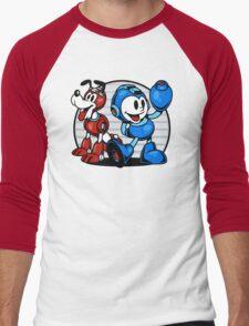 Mega Pals Men's Baseball ¾ T-Shirt