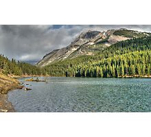 Two Jack Lake Photographic Print