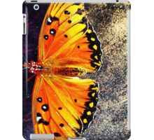 Backyard Butterfly  iPad Case/Skin