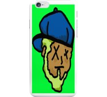 GREEN BEARD iPhone Case/Skin