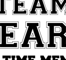 Team SHEARER, life time member Sticker