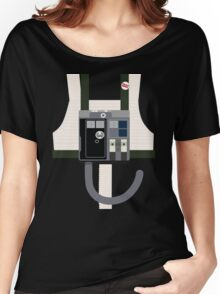 I'm a Rebel Women's Relaxed Fit T-Shirt