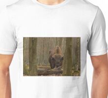 European Bison Unisex T-Shirt